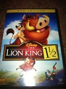 Lion King 3 DVD
