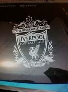 Liverpool Car Sticker
