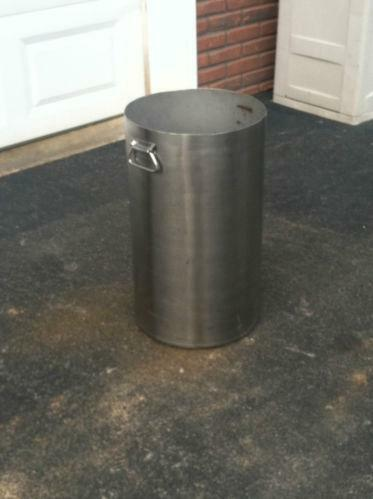 Stainless Steel Storage Tank Ebay