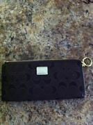 Coach Brown Signature Wallet