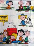 Snoopy Sheets