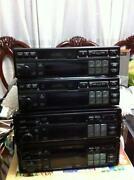 Alpine Cassette Player