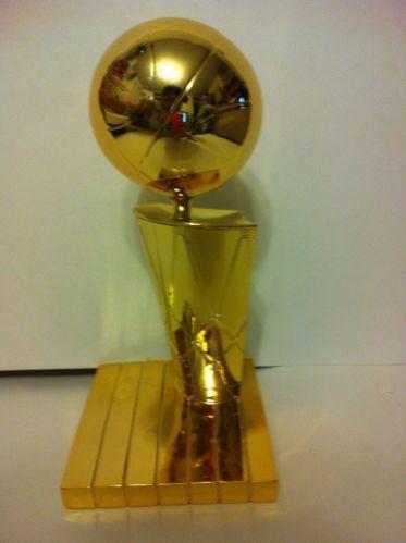NBA Championship Trophy   eBay