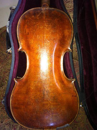 Antique Italian Violin Ebay