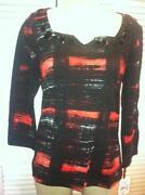 Red and Black Plaid Shirt