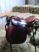 Crosby Saddle