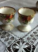Royal Albert Old Country Roses Egg Cups