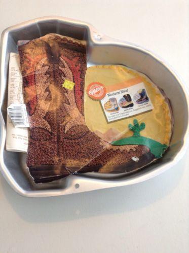 Western Cake Pans Ebay