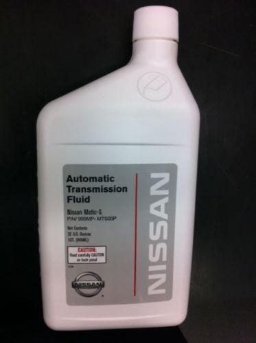 matic s transmission fluid equivalent