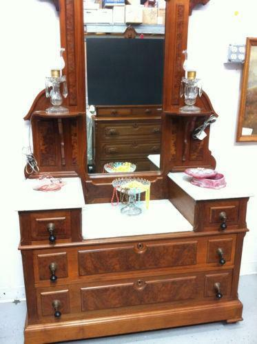 Antique Bedroom Vanity Ebay