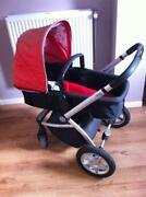 MY4 Pushchair