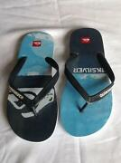 Mens Quicksilver Flip Flops