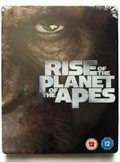 Planet of The Apes Steelbook