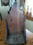 Old Wood Shelf