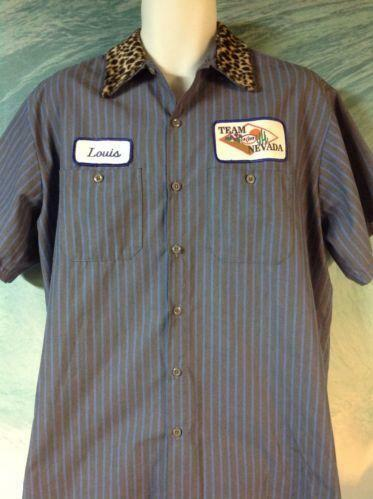 Mechanic patches ebay for Mechanic shirts custom name patch