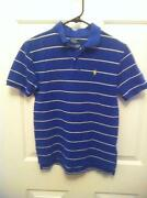 Boys Polo Shirts Size 12-14