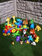 Fisher Price Amazing Animals Train
