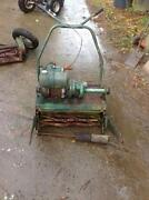 Ransomes 24 Mower