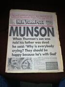 New York Post Newspaper