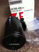 Tamron 400mm