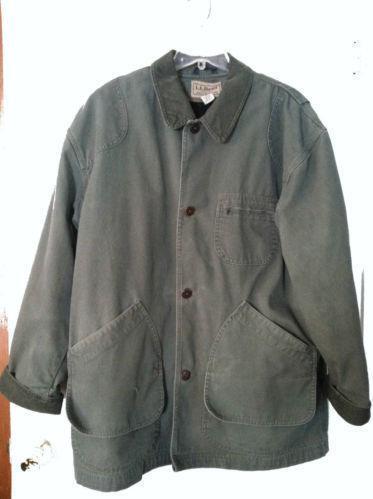 Ll Bean Field Coat Ebay