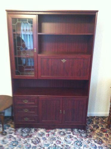 Mahogany Wall Unit Cabinets Amp Cupboards Ebay