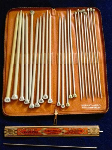 knitting needles lot ebay