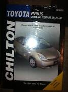 Toyota Prius Repair Manual