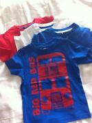 Boys T Shirt Bundle 3-4
