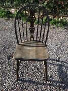 Wheel Back Chairs