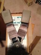 GMC Truck Seat Belts