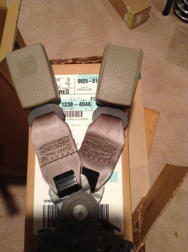 Gmc Truck Seat Belts Ebay