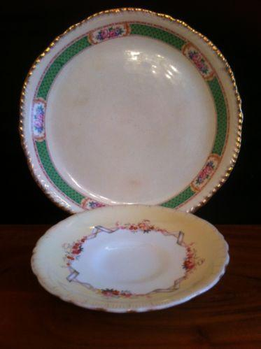 : antique china plates value - Pezcame.Com