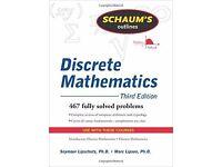Schaum's Outline of Discrete Mathematics, Revised Third Edition (Schaum's Outlines) 3rd Edition