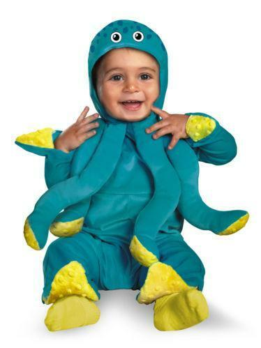 Octopus Costume Ebay