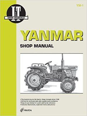Yanmar I&T Shop Service Manual YM1