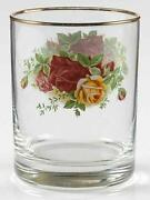 Royal Albert Old Country Roses Glass