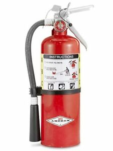 Fire Extinguishers & Emergency lights