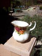 Royal Albert Old Country Roses Pitcher