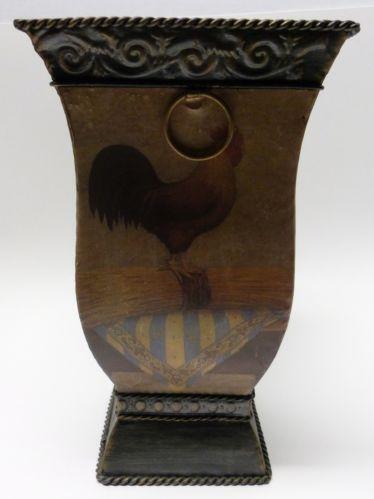 Tin Vase Ebay