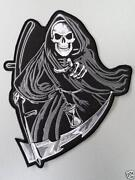 Biker Back Patches