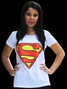 Superman Shirt Women