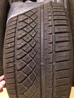 Continental ExtremeContact winter tires 255/35ZR19