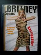 Britney Spears Tour Book