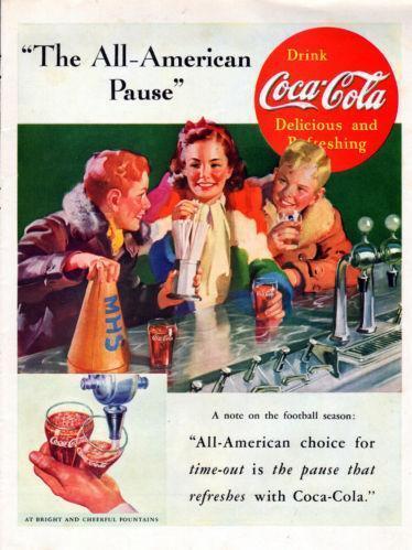 Coca Cola Football Ebay