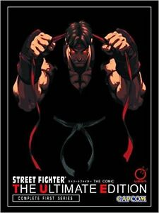 Street Fighter/Street Fighter II ultimate edition