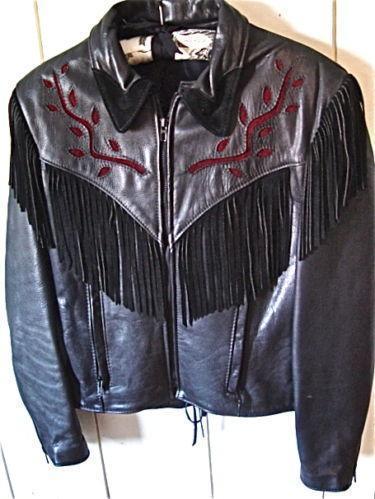 Protech Leather Jacket Ebay