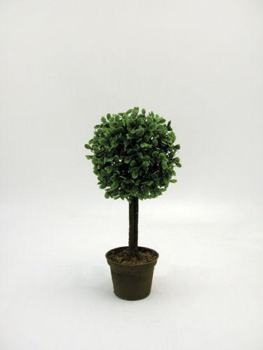 Plastic Topiary Trees Ebay
