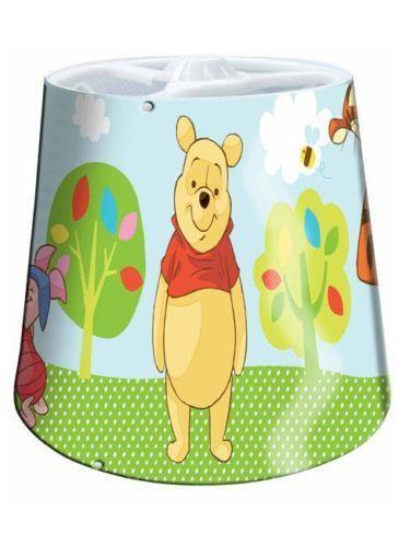 Winnie the pooh lampshade ebay mozeypictures Images