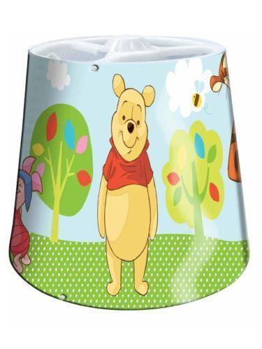 Winnie the pooh lampshade ebay aloadofball Images